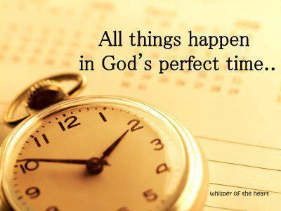God's-perfect-time